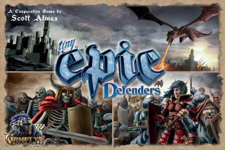 Tiny Epic Defenders