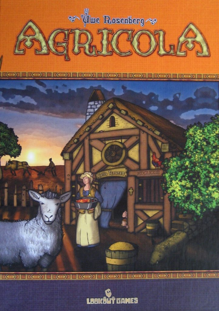 Agricola – Revised Edition