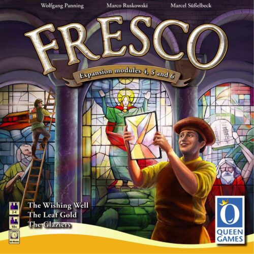Fresco: Expansion Modules 4