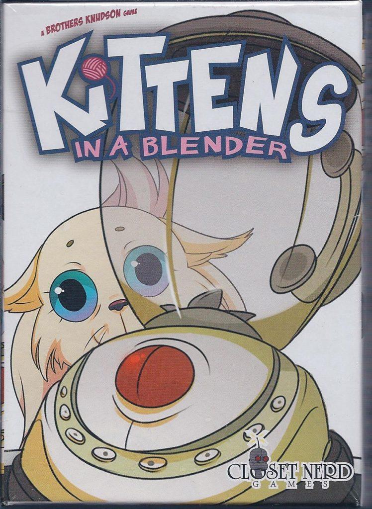 Kittens in a Blender