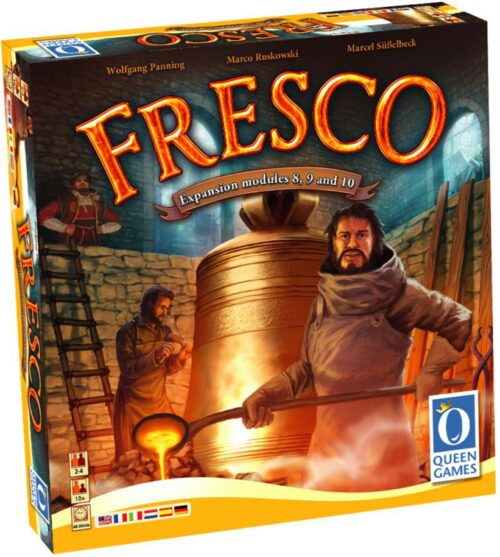 Fresco: Expansion Modules 8