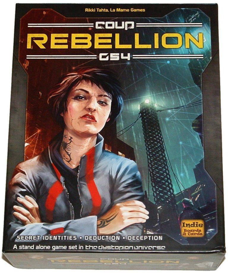 Coup: Rebellion G54