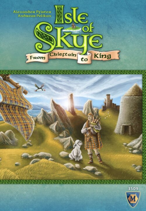 Isle of Skye: From Chieftain to King