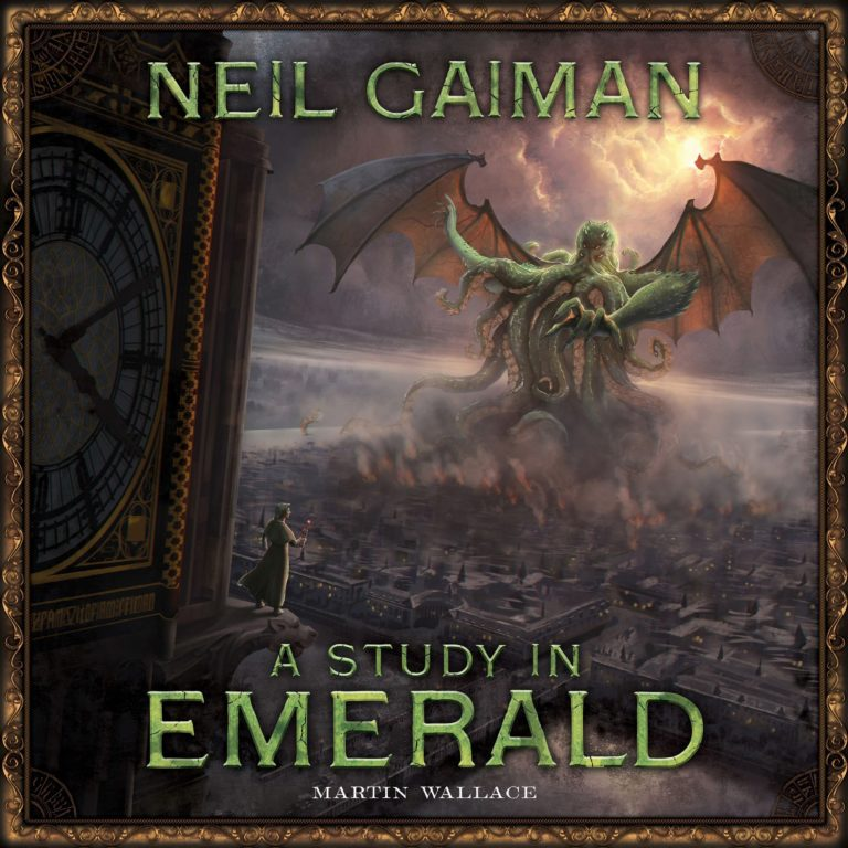 A Study in Emerald (second edition)