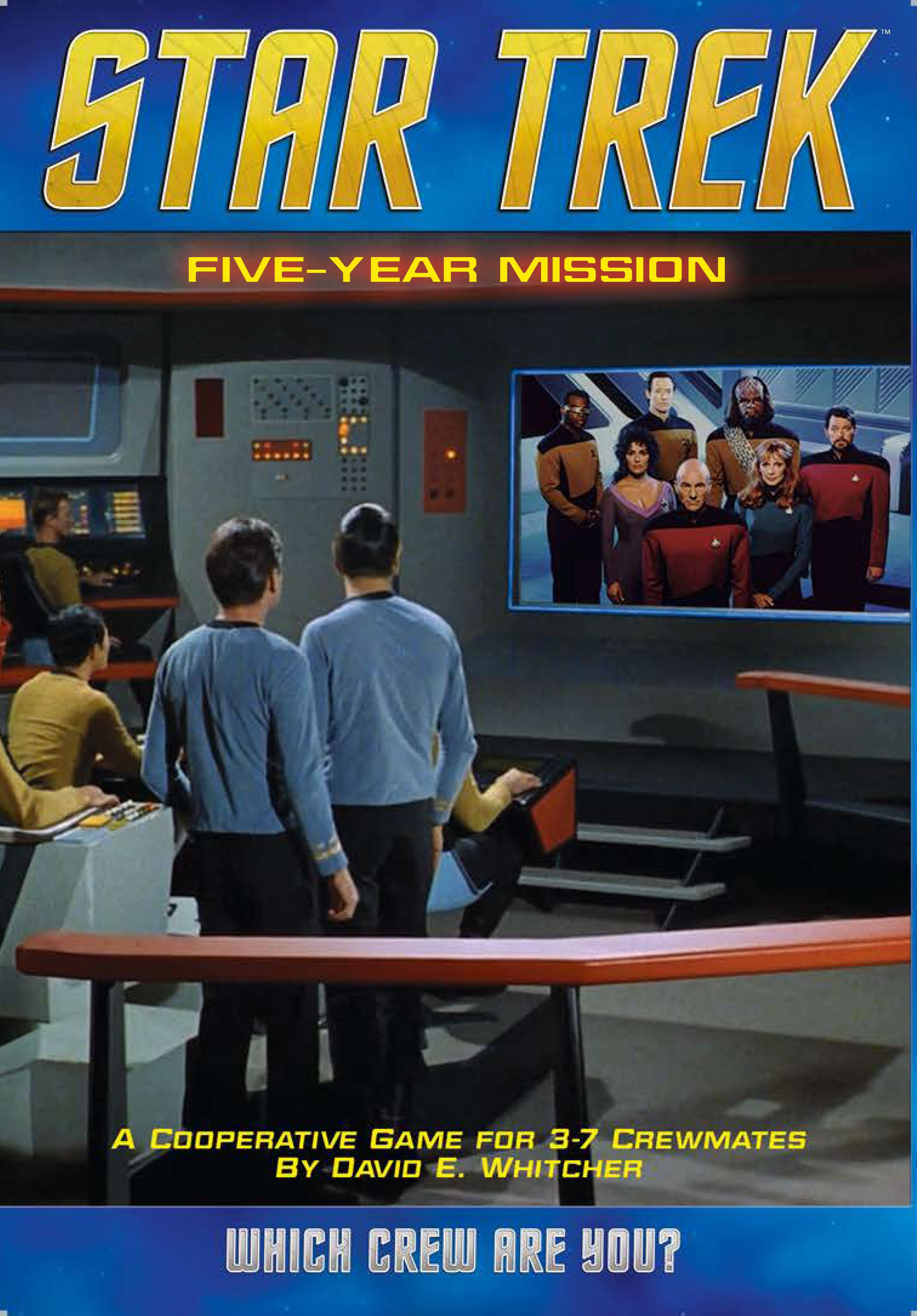 Star Trek: Five-Year Mission