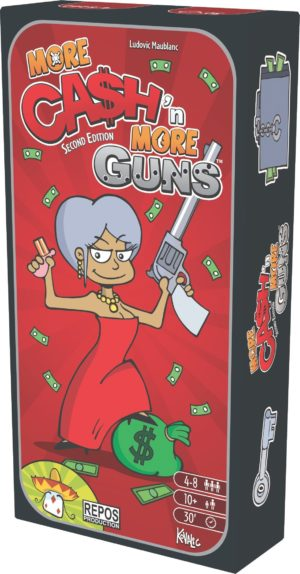 Ca$h 'n Guns (Second Edition): More Cash 'n More Guns