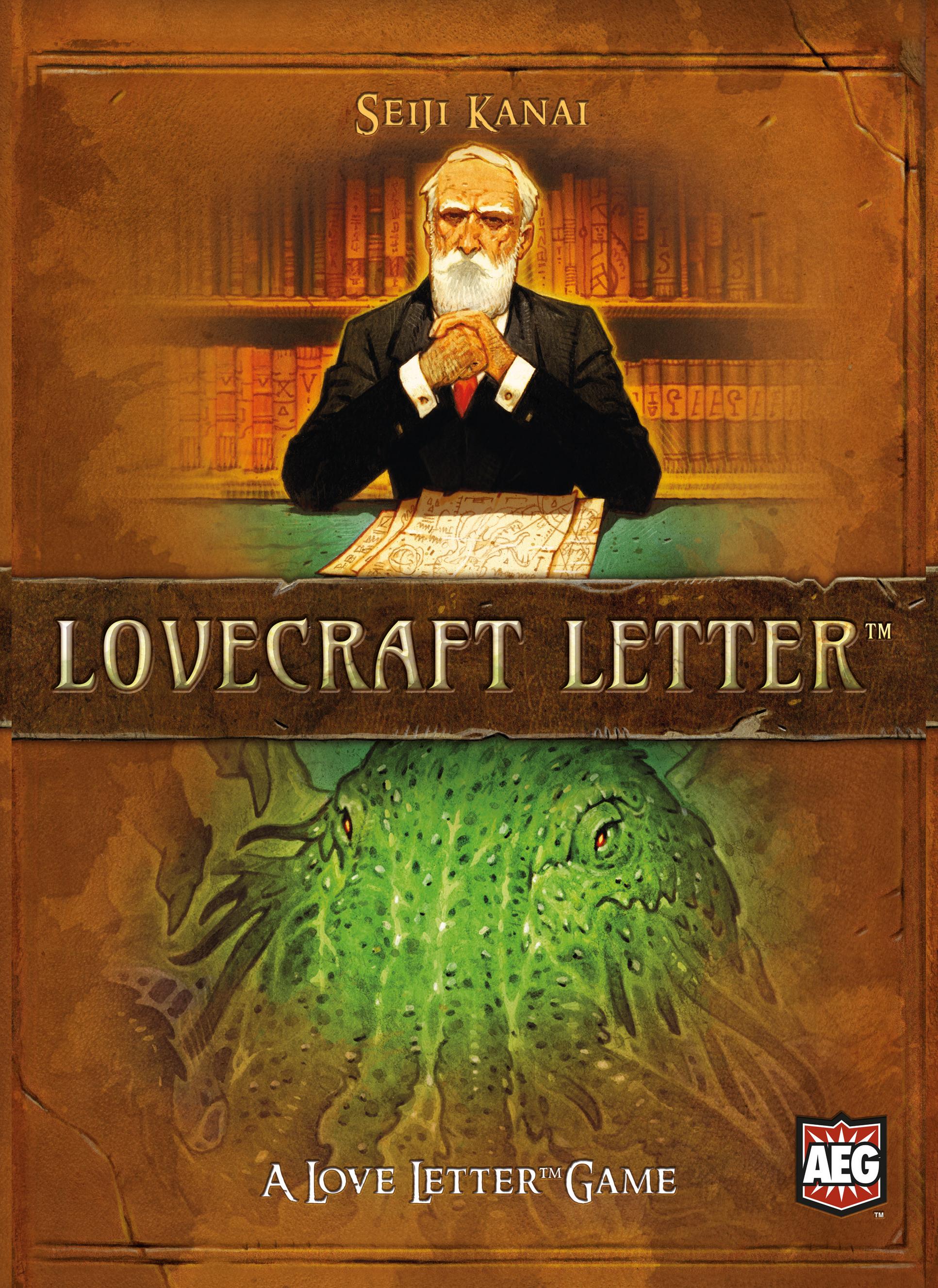 Lovecraft Letter